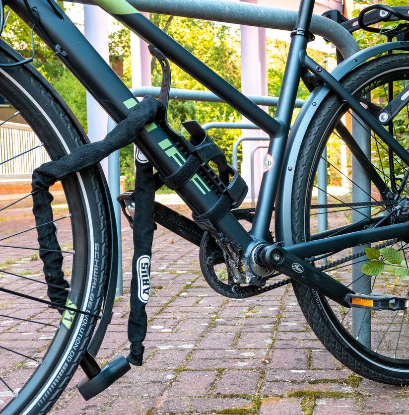 Fahrradschlossöffnung durch Schlüsseldienst