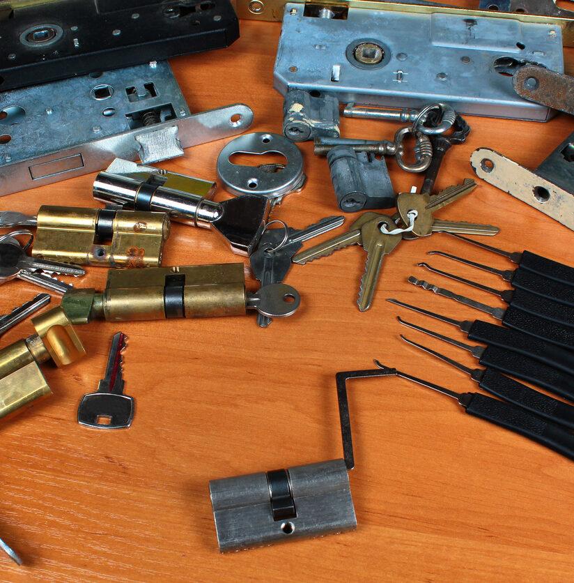 Schlüsseldienst Pichler Werkzeug